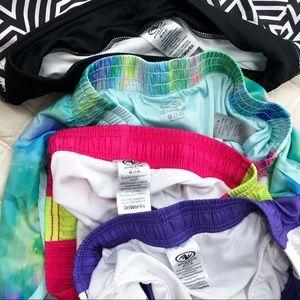 Other - Girls Athletic Shorts Bundle• Size 7/8